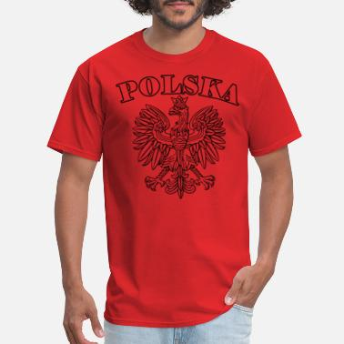 Love Polska Polska - Men's T-Shirt