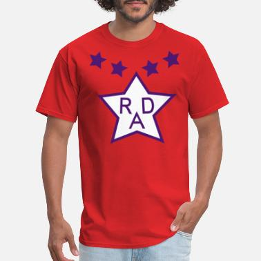2d3fba2f Rad Cru Jones' BMX Rad Racing Uniform Design - Men'. Men's T-Shirt