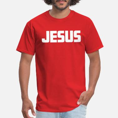 Jesus Jesus Christ God Christian Bible Shirt - Men's T-Shirt