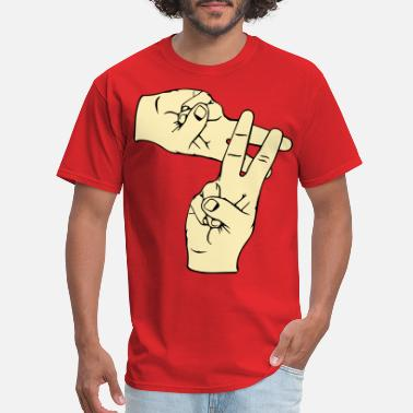 Hashtag hashtag hands - Men's T-Shirt