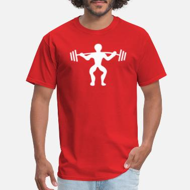 Bodybuilding Design Gym - Men's T-Shirt