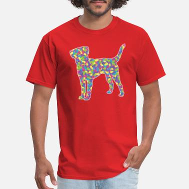 Labrador Jelly Bean Labrador Retriever - Men's T-Shirt
