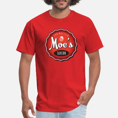 Simpsons Moes Tavern - Men's T-Shirt