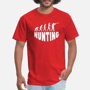 Hunting Evolution Hunting Evolution - Men's T-Shirt