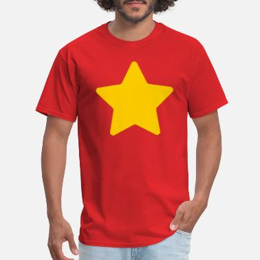 Vietnam Yellow Star - Men's T-Shirt