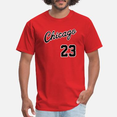 c40a56bce24e Air Jordan Chicago Sports Jersey - Men  39 s T-Shirt