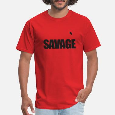 Savage Beast savage - Men's T-Shirt