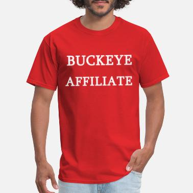 Affiliated Buckey Affiliate - Men's T-Shirt