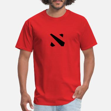 Dota2 Dota2 black - Men's T-Shirt