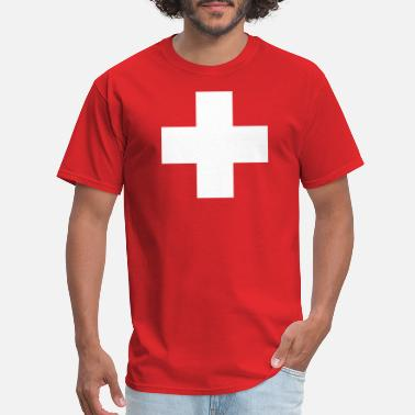 Swiss Cross Swiss Cross - Men's T-Shirt