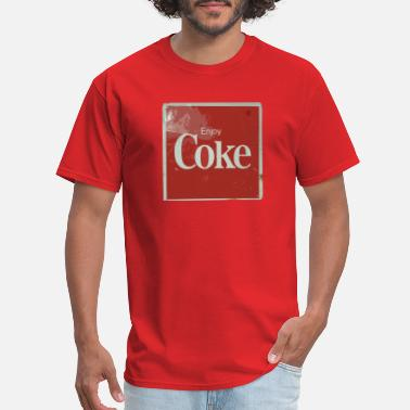 Cocacola Enjoy Coke - Men's T-Shirt