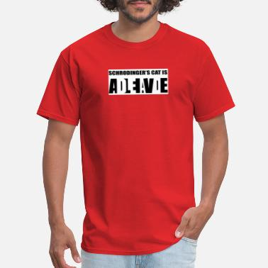 Dead And Alive Alive Dead - Men's T-Shirt