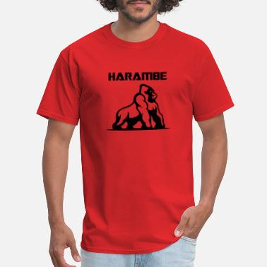 Harambe Harambe the Brave Gorilla - Men's T-Shirt