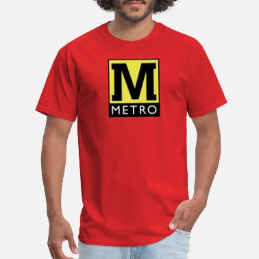 Transport Clerk Metro Transport - Men's T-Shirt