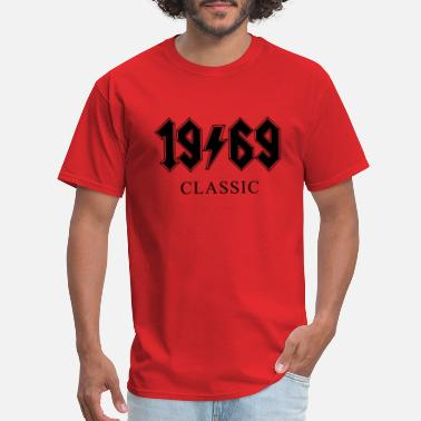 7a7b4bf3a85d 50 Year Old 1969 Classic Rock 50th Birthday Gift - Men  39 s T