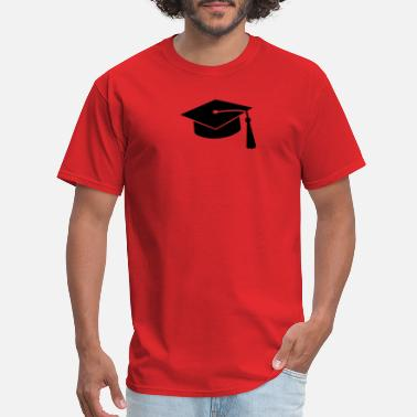 Diploma graduation hat v2 - Men's T-Shirt
