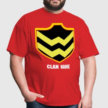 Clash With Your Clan-02 - Men's T-Shirt