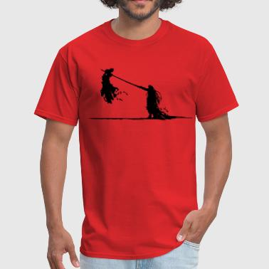 Cloud Vs. Sephiroth - Men's T-Shirt