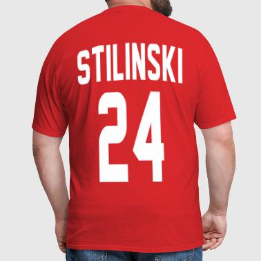 Stilinski 24 back - Men's T-Shirt