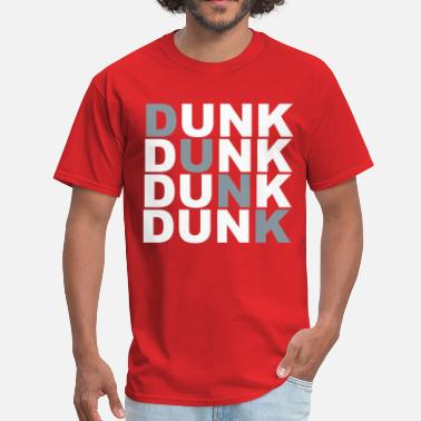 Dunking Dunk - Men's T-Shirt
