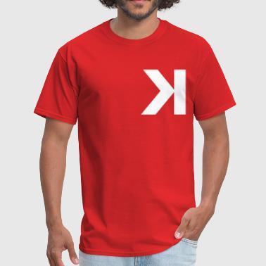 K version 1 - Men's T-Shirt