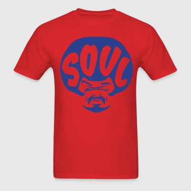 Soul music flex - Men's T-Shirt
