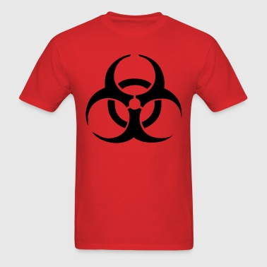 BioHazard2 - Men's T-Shirt