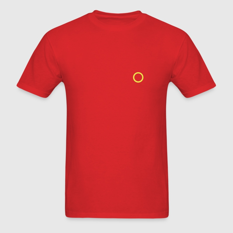 Ring circle marker - Men's T-Shirt