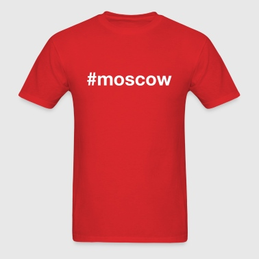 MOSCOW - Men's T-Shirt