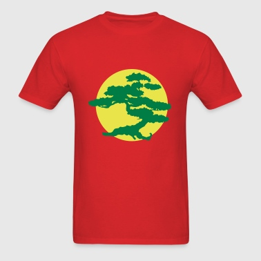 Bonsai Tree - Men's T-Shirt