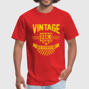 VINTAGE 1983 - Aged To Perfection - Men's T-Shirt