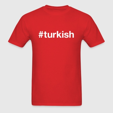 TURKEY - Men's T-Shirt