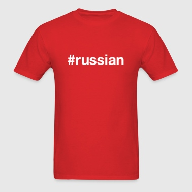 RUSSIAN - Men's T-Shirt