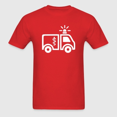 Ambulance - Men's T-Shirt