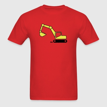 Digger - Men's T-Shirt