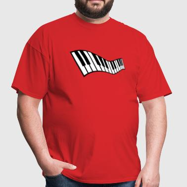 keyboard - Men's T-Shirt