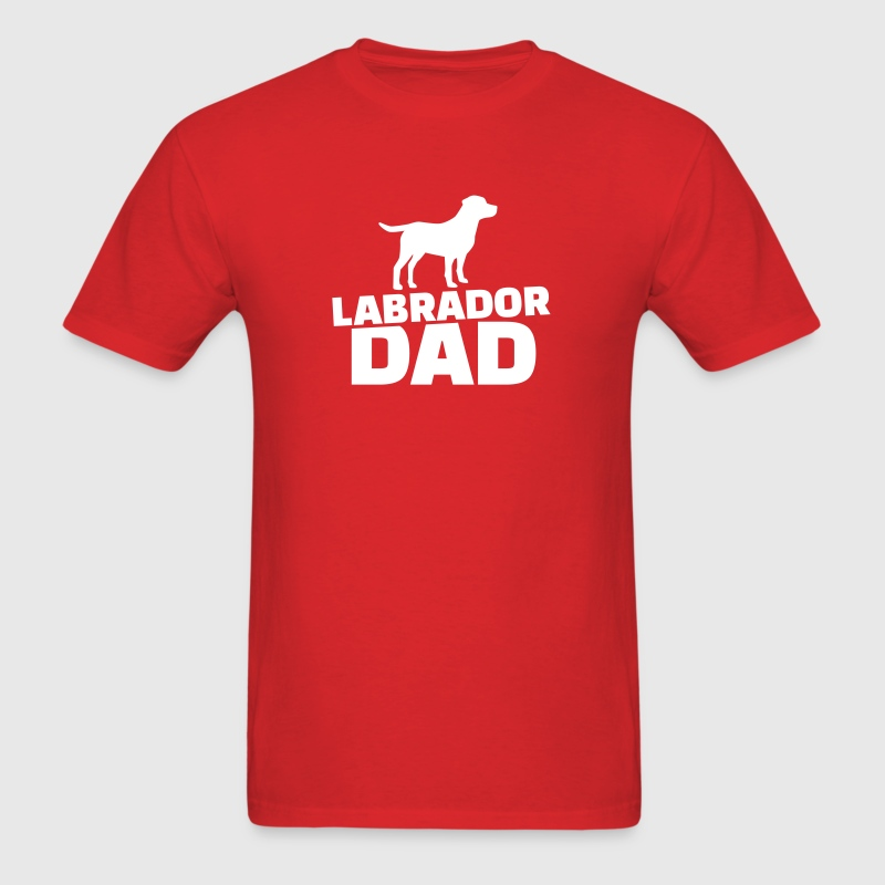 Labrador - Men's T-Shirt
