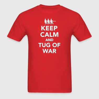 Tug of war - Men's T-Shirt