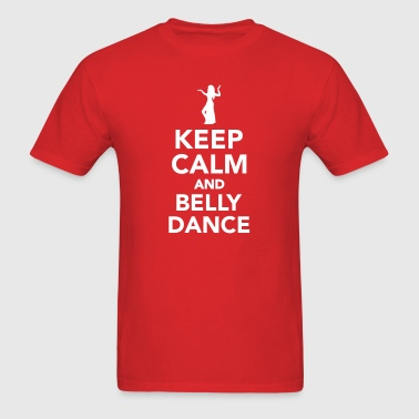 Belly dance - Men's T-Shirt