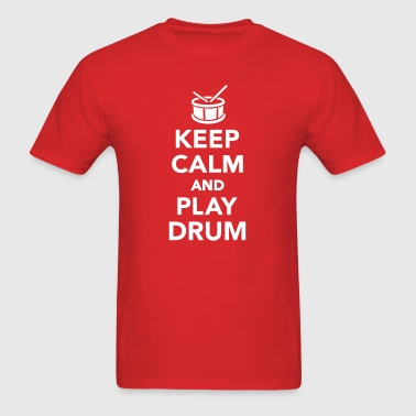 Drum - Men's T-Shirt