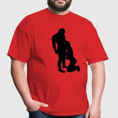 Oral Sex - Men's T-Shirt