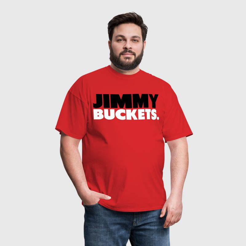 Jimmy Buckets Shirt - Men's T-Shirt