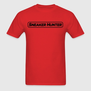 sneaker hunter - Men's T-Shirt