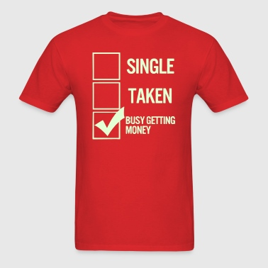 GETTING MONEY - Men's T-Shirt