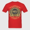 Vintage Perfectly Aged 1972 Limited Edition - Men's T-Shirt
