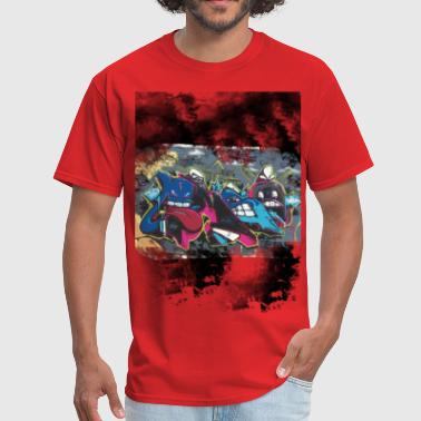 King of Graffiti - Men's T-Shirt