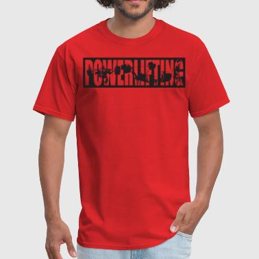 Powerlifting - Men's T-Shirt