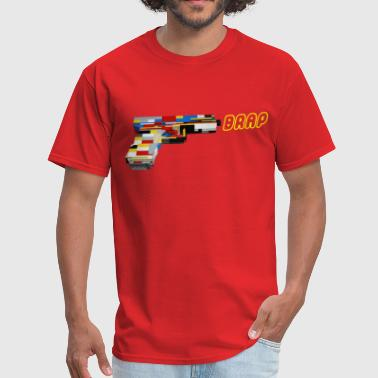 Lego Gun  - Men's T-Shirt
