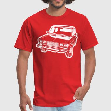 Lada Lada 2106 illustration - Men's T-Shirt