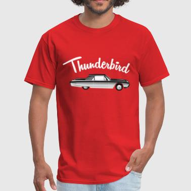 thunderbird_car - Men's T-Shirt
